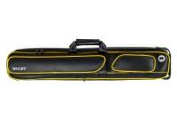 Queuetasche, Bear schwarz-gelb, 3/5, 85 cm
