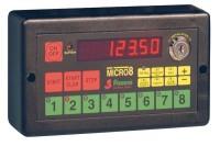 Micro 8P, Kontrolle über 8 Tische, mit Anschluss an Drucker