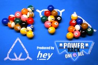 Power Rack, Pool, one 4 all (9-Ball / 10-Ball / 8-Ball)