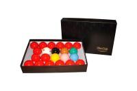 Billardkugelset, Snooker, Aramith Super Crystalate Pro Cup, 52,4 mm
