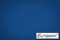 Billiard Cloth, Europool, royal-blue, 165 cm