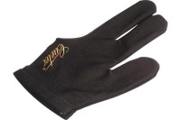 Glove Cuetec CUG1, 3-finger, black