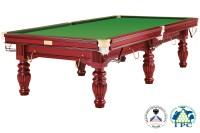 Billiard Table Dynamic Prince, mahogany, Pyramid
