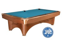 Billiard Table Dynamic III, brown, Pool