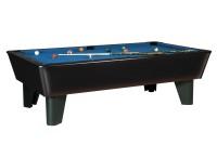 Billardtisch, Pool, Bronco, 8 ft. (Fuß), schwarz