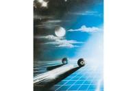 Poster, Billard 2000