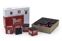 Chalk Master, black, 12 pack