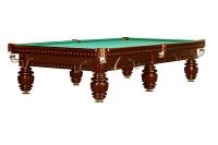 Billiard Table Dynamic Turnus II, mahagony, Pyramid