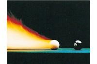Poster Hot Shot, 76x61cm